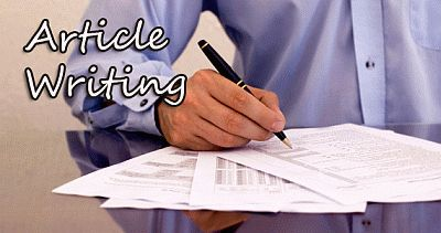 ... article writersof best article writing services in India ?There is a